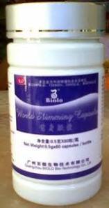 Obat Pelangsing Badan Herbal Permanen